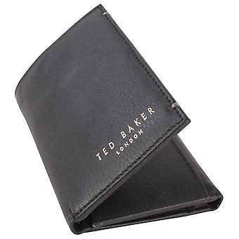 Ted Baker Jonnys Mini Card Wallet - Black