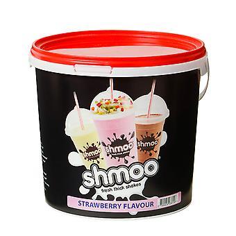 Shmoo Erdbeer Milchshake Mix