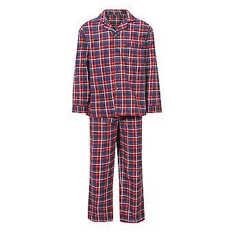 Mistrz mężczyźni Cambridge szczotkowanej bawełny wyboru Piżama