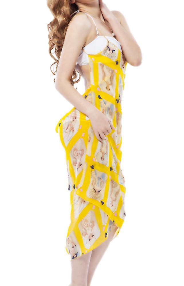 Waooh - Fashion - Sarong Oriental Print