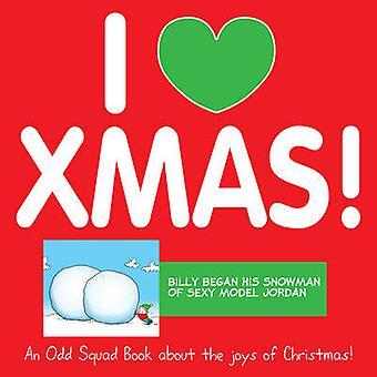 I Love Xmas by Allan Plenderleith - 9781841612621 Book
