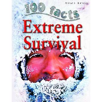 100 Facts Extreme Survival by Jen Green - 9781848103078 Book