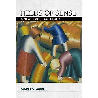 Campos de sentido - uma nova ontologia realista por Markus Gabriel - 978074869