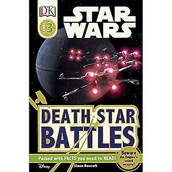 Död stjärna strider (DK läsare: nivå 3)