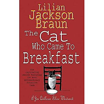 The Cat Who Came to Breakfast (Jim Qwilleran Feline Whodunnit)