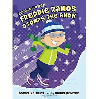 Freddie Ramos Stomps the Snow (Zapato Power)