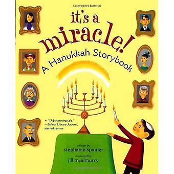C'est un Miracle!: un livre de contes de Hanukkah
