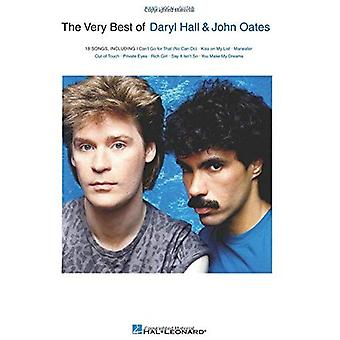 Hall/Oates the Very Best of Daryl Hall & John Oates Pvg Book