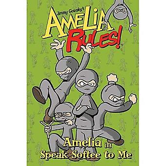 Amelia in Speak Softee to Me