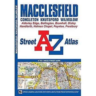 Macclesfield Street Atlas (London Street Atlases)