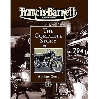 Francis-Barnett: La storia completa
