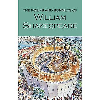 The Poems and Sonnets (Wordsworth Poetry Library)