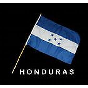 Honduras Hand Held Flag