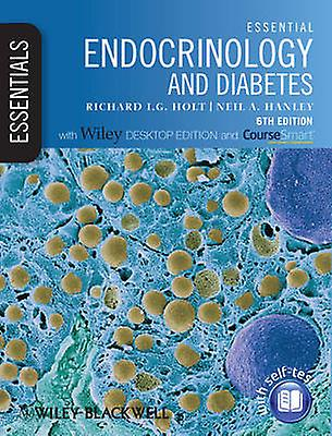 Essential Endocrinology and Diabetes by Richard Holt