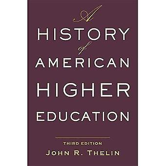 Una historia de la educación superior en América