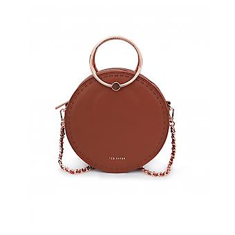 Ted Baker Leather Circle Bag