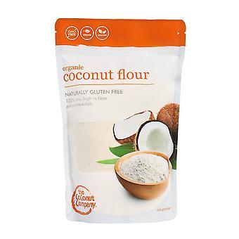 Kokos selskapet organisk rå kokos mel 400 g