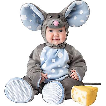 Søt musen Toddler Costume