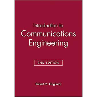 Introducción comunicaciones Ingeniero 2E por Gagliardi