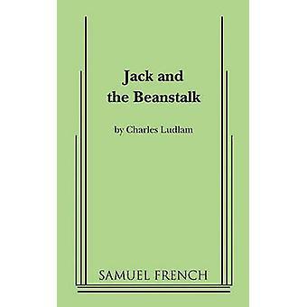 Jack and the Beanstalk door Ludlam & Charles