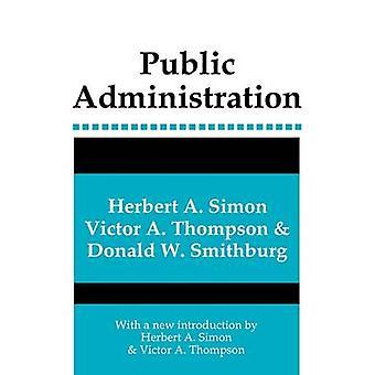 Offentlig administrasjon av Simon & Herbert Alexander