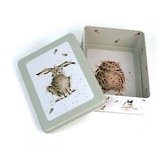 Wrendale Designs Hare Storage Tin