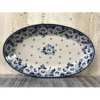 Plate, oval, 45.5 x 27 cm, Lady, BSN A-0458