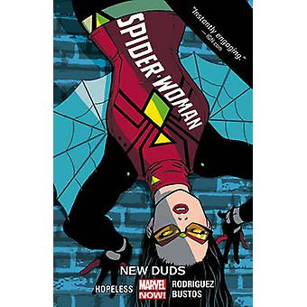 Spider-Woman Vol. 2 - New Duds by Dennis Hopeless - Javier Rodriguez -