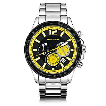 Holler Invictus Yellow Watch HLW2193-2