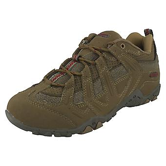 Ladies Hi-Tec Lace Up Shoes Alta Womens