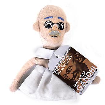 Finger Puppet - UPG - Gandhi Soft Doll Toys Gifts Licensed New 0161