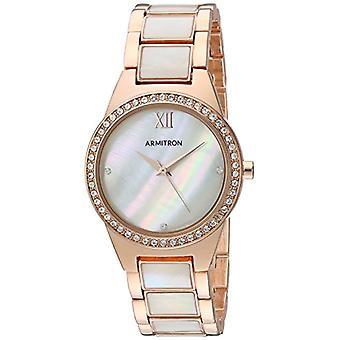 Armitron Clock Donna Ref. 75/5468MPRG