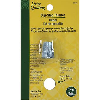 Dritz Quilting Slip-Stop Thimble-Small 306-1