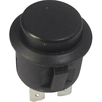 Pushbutton 250 Vac 6 A 1 x Off/(On) SCI R13-527A-02BK momentary 1 pc(s)
