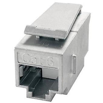 RJ45-modulen Keystone CAT 6 Telegaertner