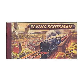 Flying Scotsman Replica opuscolo informativo