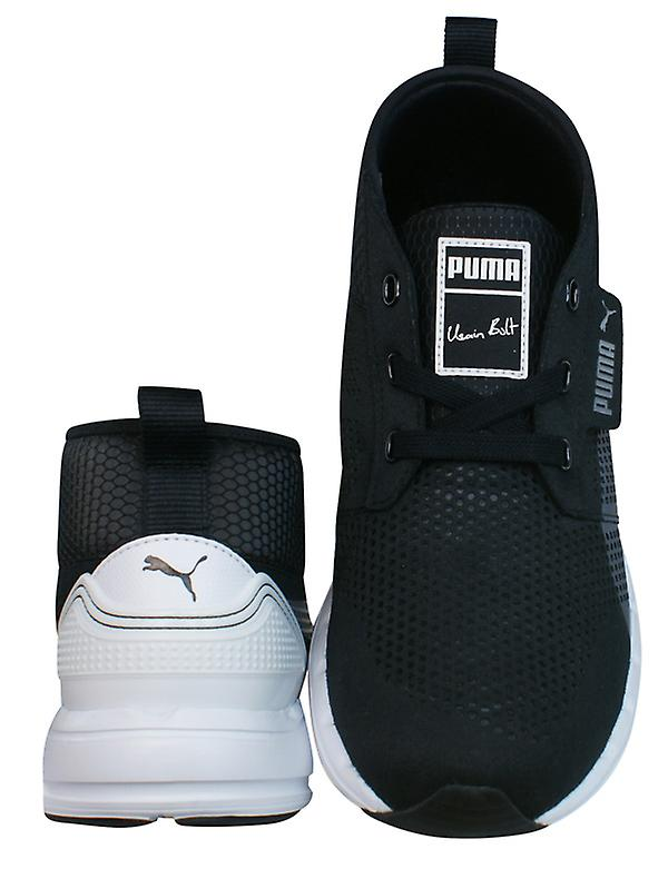 Puma Bolt Hawthorne Hex Mens Trainers / Shoes - Black