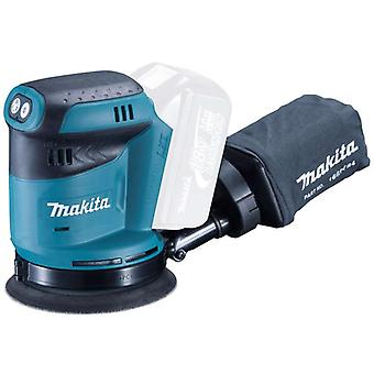 Makita DBO180Z 18v 125mm willekeurige Orbit Sander (Body Only)