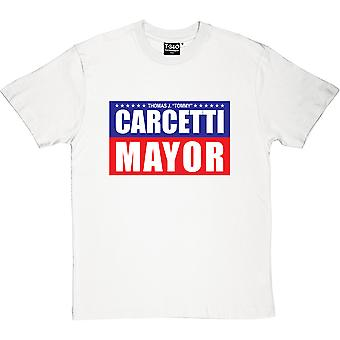 Carcetti For Mayor Men's T-Shirt