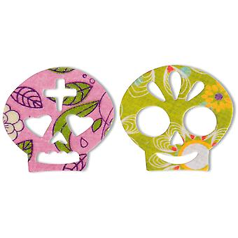 Sizzix Thinlits Dies-Day Of The Dead Couple In Love 661310
