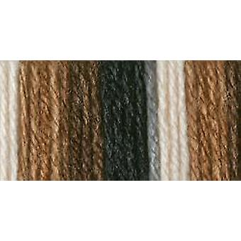 Super Value Ombre Yarn-Outback - Camouflage 164128-28481