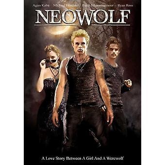 Постер фильма Neowolf (11 x 17)