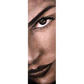 Veronica Poster Print von Massimo Scottili