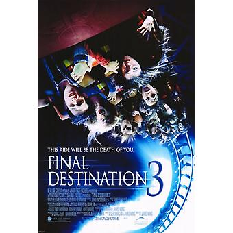 Destino final 3 Movie Poster (11 x 17)