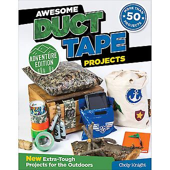 Design Originals-Awesome Duct Tape Projects DO-00661