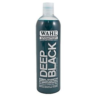 Wahl koncentreret dyb sort Shampoo 500ml