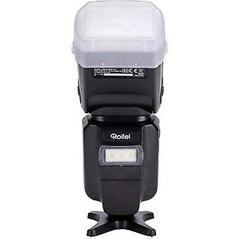 Flash Rollei Blitz 58 Compatible with=Canon, Nikon Guide no. for ISO 100 / 50mm=58