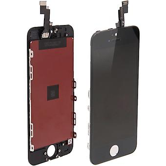 Display LCD complete unit touch panel for Apple iPhone 5S Black