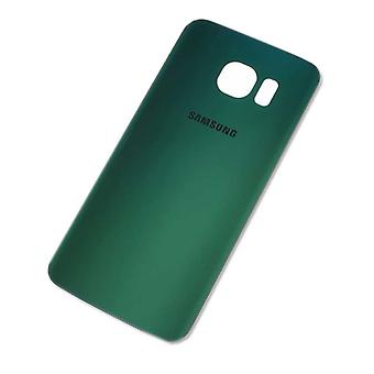 Samsung Galaxy S6 edge G925 G925F battery cover cover + adhesive pad Green