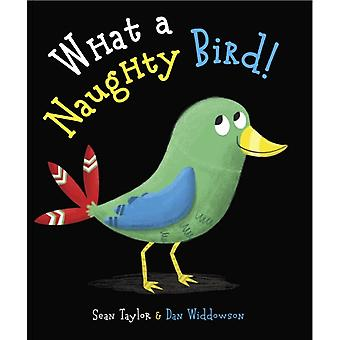 What a Naughty Bird (Paperback) by Widdowson Dan Taylor Sean